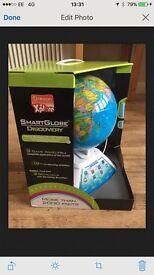 Oregon smart globe brand new (box slightly damaged )