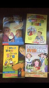 Scholastic 3rd grade books. Take all$3.00