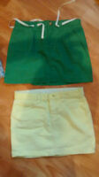 Skirts Size 10/12