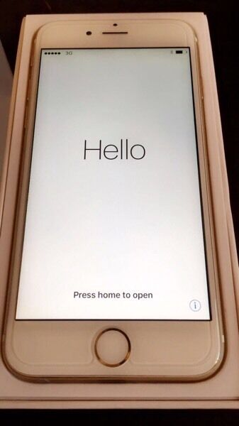 iPhone 6 on o2 Very good conditionin Bournemouth, DorsetGumtree - iPhone 6 16gb on o2/Giffgaff/tesco network.Selling due to upgrade.Phone has been fantastic, never an issue and all fully working. Very good condition cosmetically too.Comes boxed with brand new charger, giving my new iPhone 7 charger and using my old...