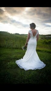 Designer wedding gown Sarnia Sarnia Area image 6