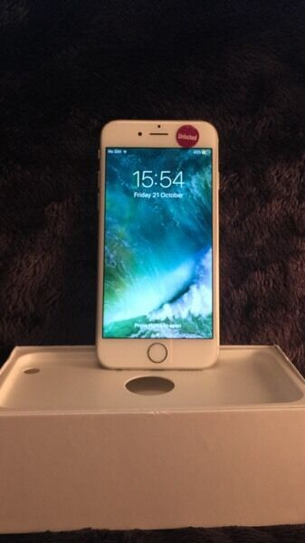 iPhone 6 128gb Unlockedin Moortown, West YorkshireGumtree - iPhone 6 128gb Memory Unlocked To All Networks Silver & White Good Condition Touch ID etc All Working Fully Boxed Brand New Accessories Any Inspection Welcome Ideal For Christmas Present £280.00 No Stupid Offers PleasePX Cheaper iPhone Broken or...