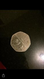 The Battle of Britain 50p