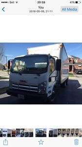 2008 GMC W5500 only 126000km great condition