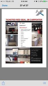 JM Carpenter for Hire Strathcona County Edmonton Area image 1