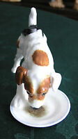 Royal Doulton Character Dog With Plate (HN1158)