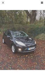 Ford Fiesta Zetec 1.4 Diesel