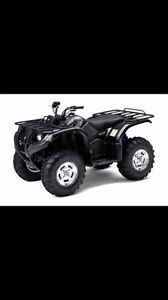 2008 Yamaha grizzly 450 special edition