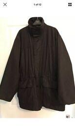 Men's Barbour Jacket , Olive , Size Large