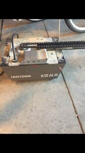Craftsman garage opener