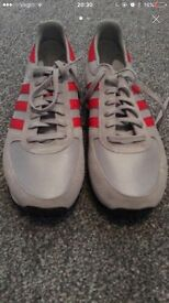 NEVER WORN Men's adidas size 10 shoes