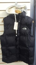 Men's Northface Bodywarmer M-XXL for sale