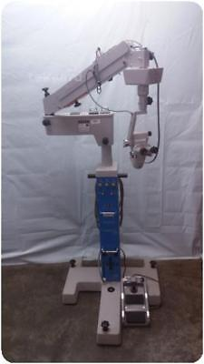 Carl Zeiss Opmi 6-cfc Operating Microscope W Zeiss Universal S3 Floorstand 20