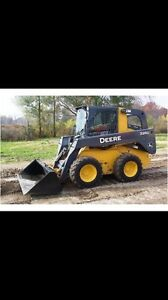 Bobcat/Skidsteer Rental (Will Deliver if Needed) Strathcona County Edmonton Area image 1