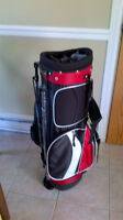 Brand New Dunlop DDH Stand golf bag (  has Johnston Raymond )