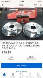 Ford puma / Ford Fiesta