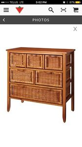 Looking for wicker storage unit