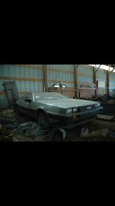 Wanted: 1981 to 1983 DeLorean