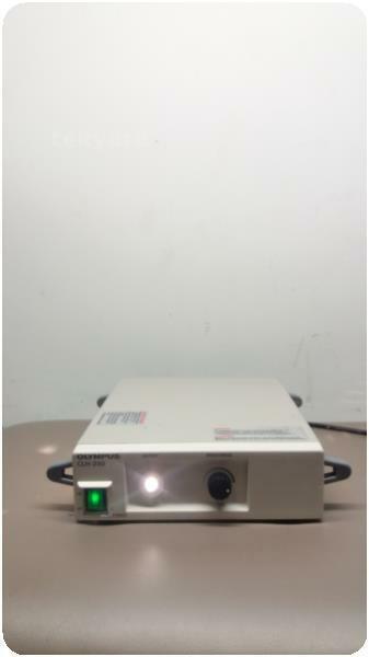 OLYMPUS CLH-250  HALOGEN LIGHT SOURCE % (228424)