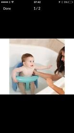 DreamBaby Front Opening Bath Seat