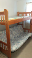 Bunk bed - $80 OBO
