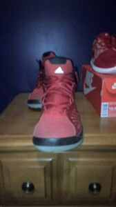 Addidas basketball shoes           Trade or cash  Windsor Region Ontario image 2