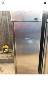 Scanfrost Single Door Freezer