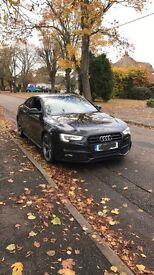 Audi A5 Coupe black edition auto low miles
