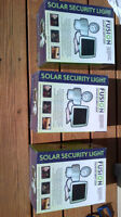 Solar Motion Outdoor LED Lights