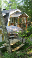 Cottage to rent - Studio by the water - Mont-Tremblant