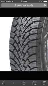 195/65/15 winter Tires for sale