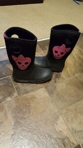 Cougar winter boots for girls