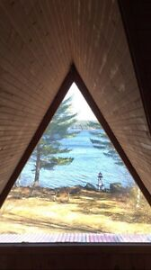 Waterfront Cottage (near Mahone Bay) - Book Now!!