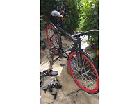 Boardman Fixie - Single speed - road bike