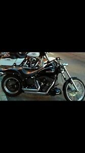 2009 Harley Davidson night train