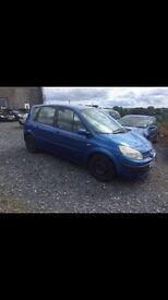 2004 Renault scenic 1.4 16v