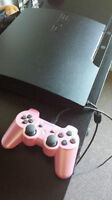sony ps3 40gb with controller and hdmi chord