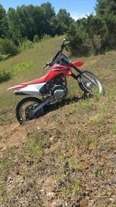 Crf230f looking to trade for a 250 4 stroke