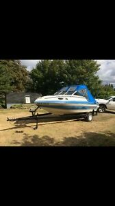 18 ft speed boat