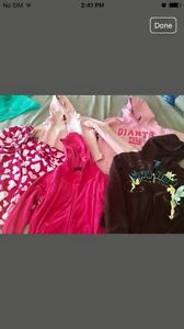 Sweaters/hoodies for girls sizes 10-12