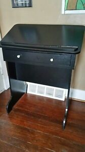 Refinished drawing/drafting desk