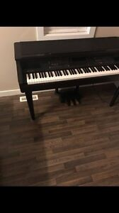 Piano / weighted keyboard