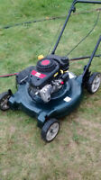 4.5HP side discharge mower