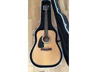 Fender Left Handed Acoustic Guitar DG 10LH NS
