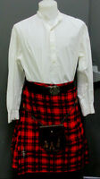 Kilt Belt and Aitkens Pewter Buckle