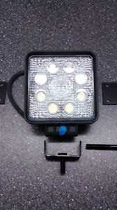 LED WORK LIGHTS FOR ALL APPLICATIONS 30.00 & UP