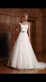 Opulence Brazil wedding gown