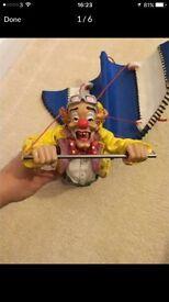 Clown Sculpture