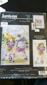 Cross stitch package  Campbell River Comox Valley Area image 7