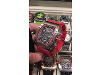 Richard Mille rm11 with best quality Swiss movement